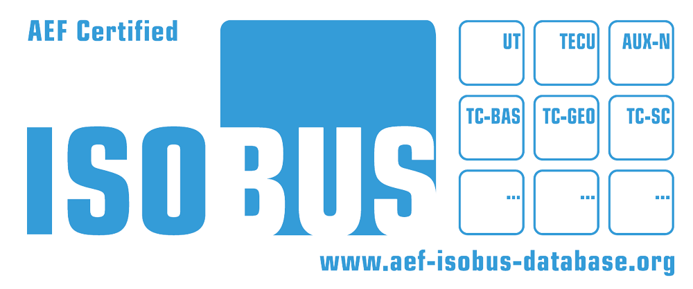 ISOBUS AEF Certified